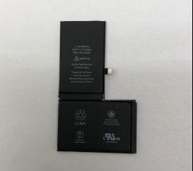 iphoneXバッテリー