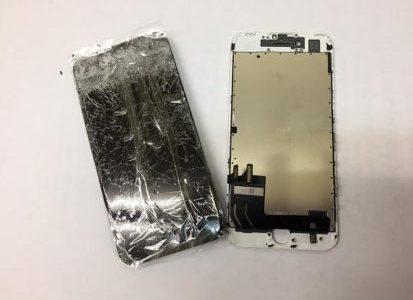 アイフォン7画面割れ交換